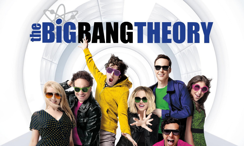 The Cut Scene Suite – the BiG BANG THEORY